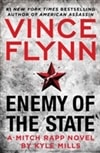 Enemy of the State by Kyle Mills (as Flynn, Vince) | Signed First Edition Book