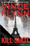 Kill Shot by Vince Flynn | Signed First Edition Book