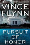 Flynn, Vince - Pursuit of Honor (Signed First Edition)