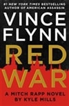 Red War | Mills, Kyle (as Flynn, Vince) | Signed First Edition Book