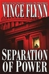 Separation of Power by Vince Flynn | Signed First Edition Book