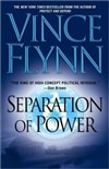 Separation of Power | Flynn, Vince | Signed First Edition Trade Paper Book