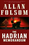 Folsom, Allan - Hadrian Memorandum, The (Signed First Edition)