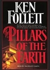 Follett, Ken - Pillars of the Earth (Signed First Edition Thus)