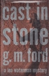 Cast in Stone | Ford, G.M. | Signed First Edition Book