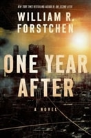 One Year After by William R. Forstchen | Signed First Edition Book