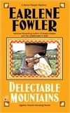 Fowler, Earlene | Delectable Mountains | First Edition Book