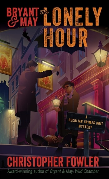 The Lonely Hour by Christopher Fowler