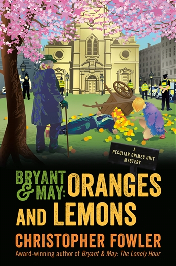 Oranges and Lemons by Christopher Fowler