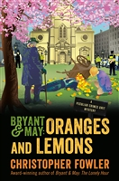 Fowler, Christopher | Oranges and Lemons | Signed First Edition Book