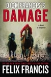 Francis, Felix - Dick Francis' Damage (Signed First Edition)
