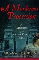 Murderous Procession, A | Franklin, Ariana | First Edition Book