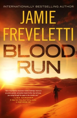 Blood Run by Jamie Freveletti