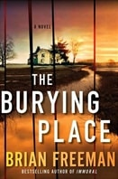 Burying Place, The | Freeman, Brian | Signed First Edition Book