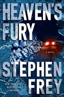 Heaven's Fury | Frey, Stephen | Signed First Edition Book