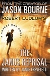 The Robert Ludlum's Janus Reprisal by Jamie Freveletti | Signed First Edition Book