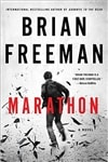 Freeman, Brian | Marathon | Signed First Edition Book