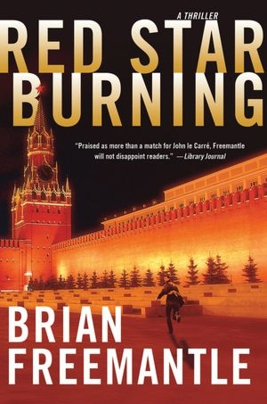 Red Star Burning by Brian Freemantle