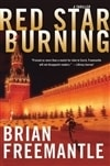 Red Star Burning | Freemantle, Brian | Signed First Edition Book