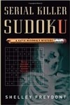 Freydont, Shelley | Serial Killer Sudoku | First Edition Trade Paper Book