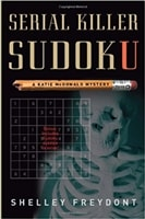 Serial Killer Sudoku | Freydont, Shelley | First Edition Trade Paper Book