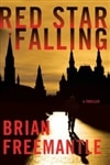Freemantle, Brian - Red Star Falling (Signed First Edition)