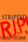 Stripped | Freeman, Brian | Signed First Edition Book