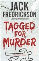 Tagged For Murder  | Fredrickson, Jack | Signed First Edition Book