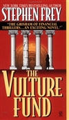 Vulture Fund | Frey, Stephen | Signed First Edition Book