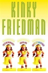 Steppin' on a Rainbow | Friedman, Kinky | Signed First Edition Book