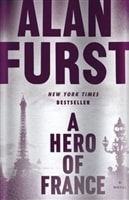 A Hero of France by Alan Furst | Signed First Edition Book