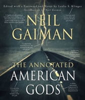 Annotated American Gods | Gaiman, Neil | Signed First Edition Book