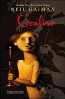Coraline by Neil Gaiman | Signed First Edition Book