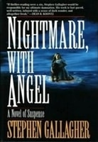 Nightmare, With Angel | Gallagher, Stephen | Signed First Edition Book
