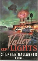 Valley of Lights | Gallagher, Stephen | Signed First Edition UK Book