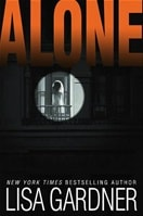 Alone by Lisa Gardner | Signed First Edition Book