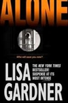 Gardner, Lisa - Alone (Signed First Edition)