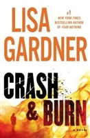 Crash & Burn | Gardner, Lisa | Signed First Edition Book