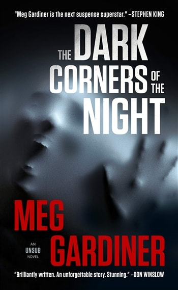 The Dark Corners of the Night by Meg Gardiner