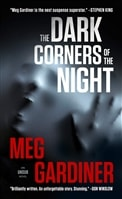 Gardiner, Meg | Dark Corners of the Night, The | Signed First Edition Copy