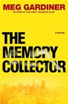 Memory Collector, The | Gardiner, Meg | Signed First Edition Book
