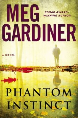 Phantom Instinct by Meg Gardiner
