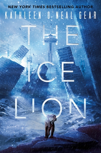 The Ice Lion by Kathleen O'Neal Gear
