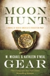 Gear, W. Michael & Gear, Kathleen | Moon Hunt | Double-Signed First Edition