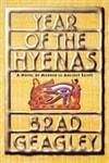 Geagley, Brad | Year of the Hyenas | Signed First Edition Book