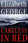 Careless in Red | George, Elizabeth | Signed First Edition Book