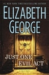 Just One Evil Act | George, Elizabeth | Signed First Edition Book