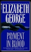 Payment in Blood | George, Elizabeth | Signed First Edition Book