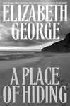 Place of Hiding, A | George, Elizabeth | Signed First Edition Book