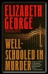 Well-Schooled in Murder | George, Elizabeth | Signed First Edition Book